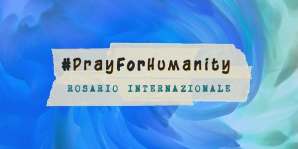#PrayForHumanity